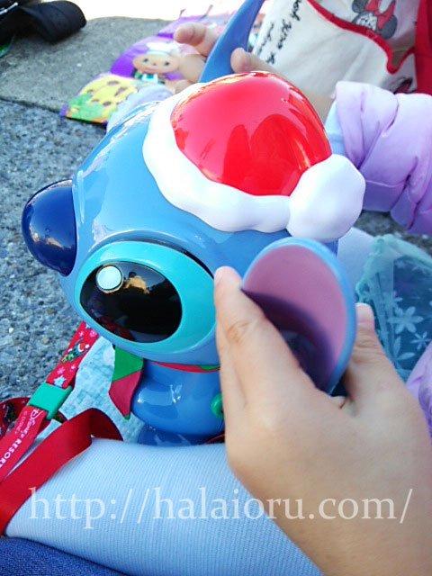 ディズニーシークリスマス2015ポップコーン