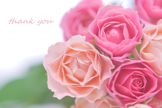 母の日 バラの花言葉