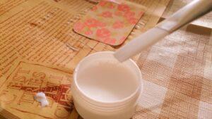 デコパージュ石鹸の作り方写真つき