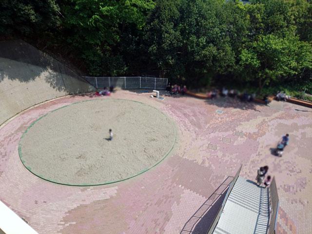千葉 動物園 砂場