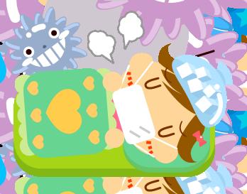 インフルエンザ 子供 高熱