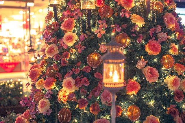 クリスマスツリー 飾り方