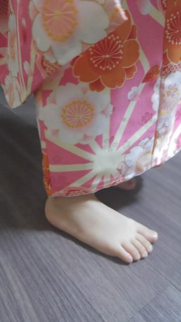 七五三 衣装 3歳 レビュー
