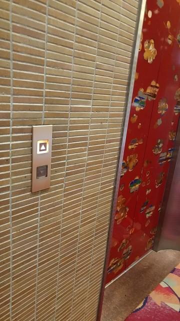 ホテル瑞鳳 エレベーター