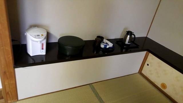 ホテル瑞鳳 お茶