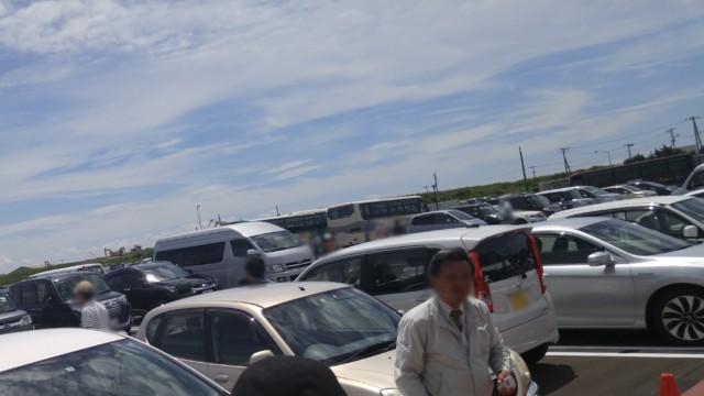 オガーレ 駐車場