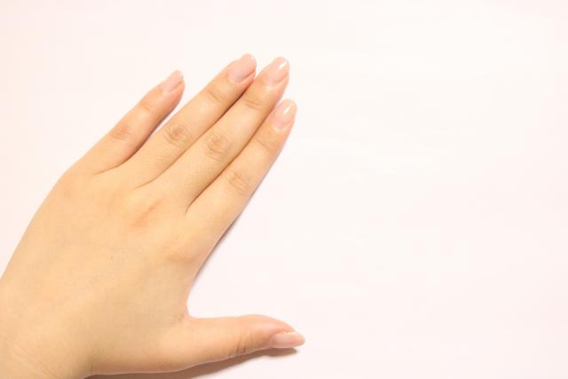 薬指が人差し指より長い