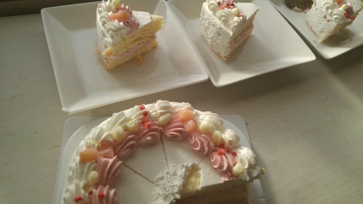 スタートゥインクルプリキュア ケーキ