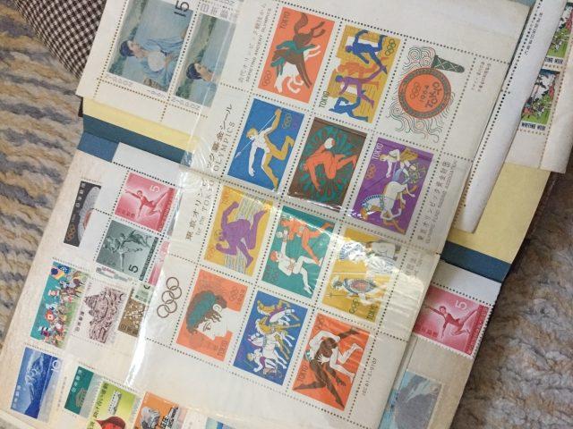 東京オリンピック 記念切手 2020
