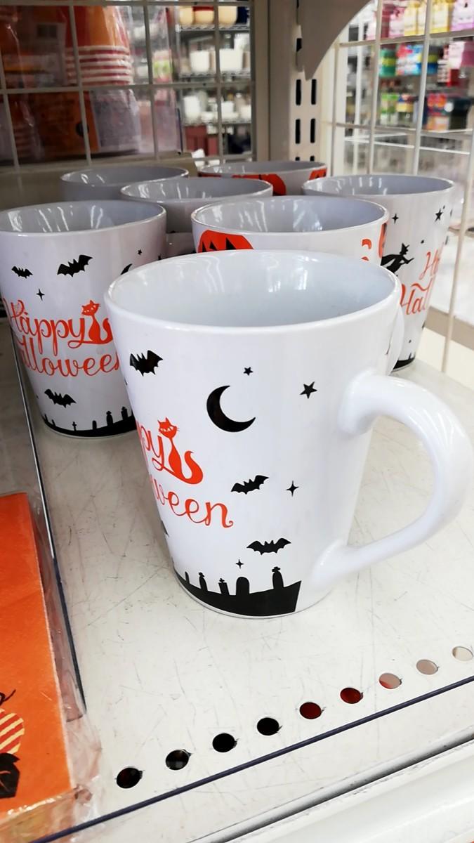 ハロウィン マグカップ ダイソー